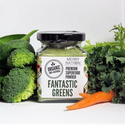 Merry Nation, Organic Fantastic Greens Powder (100g)
