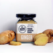 Merry Nation, Organic Ginger Powder (100g)