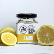 Merry Nation, Organic Lemon Powder (100g)