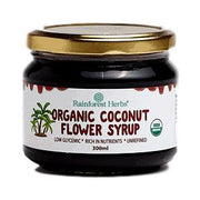 Rainforest Herbs Organic Coconut Flower Syrup 300ml