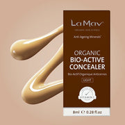 La Mav, Organic Bio-Active Concealer (Light or Medium shades)