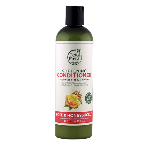 Petal Fresh, Softening Conditioner - Rose & Honeysuckle, 355ml - Koyara - Health Marketplace Malaysia