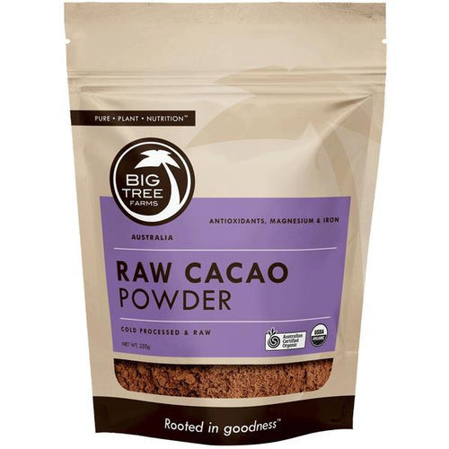 Big Tree Farms, Organic Raw Cacao Powder (500 g)- Koyara