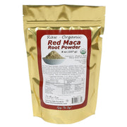 The Maca Team, Organic Raw Red Maca Powder (227 g)- Koyara