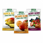Sensible Foods®, Variety Pack- Tropical Blend, Orchard Blend, Cherry Berry,(3 x 36g)- Koyara