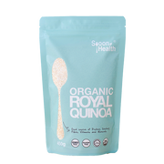 Spoon Health, Organic Royal Quinoa (450 g)