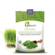 Grenera, Wheatgrass Powder (100g pouch bag)