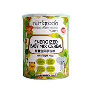 Nutrigracia, Energized Baby Mix Cereal ( CAN ) 700g