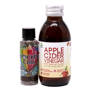 Detox Kit [Surya, Apple Cider Vinegar with Honey and Pocket Chia Seed]- Koyara