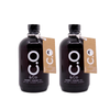 C.o & Co, Coconut Cooking Oil TWINPACK (500ml x 2)