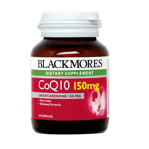 Blackmores, CoQ10 150mg (30s)
