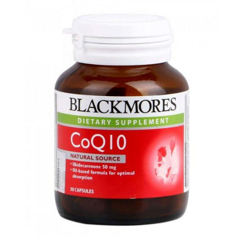 Blackmores, CoQ10 50mg