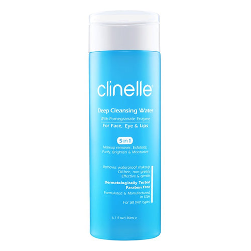 Clinelle, Deep Cleansing Water (180ml)