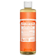 Dr Bronner's Pure-Castile Liquid Soap - Tea Tree- Koyara