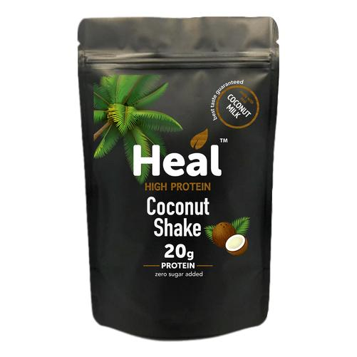 Heal Nutrition, High Protein Coconut Shake, (465g)