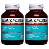 Blackmores, Fish Oil 1000mg (2x120'S + 30's) - Koyara - Health Marketplace Malaysia
