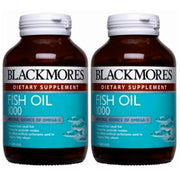Blackmores, Fish Oil 1000mg (120'S x 2)