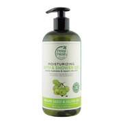 Petal Fresh, Age Defying Bath Shower Gel - Grape Seed & Olive Oil, 475ml