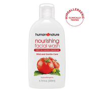 Human Nature Nourishing Facial Wash