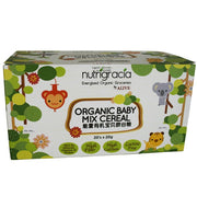 Nutrigracia, Energized Baby Mix Cereal(Sachet) ( BOX ) 20's x 20g