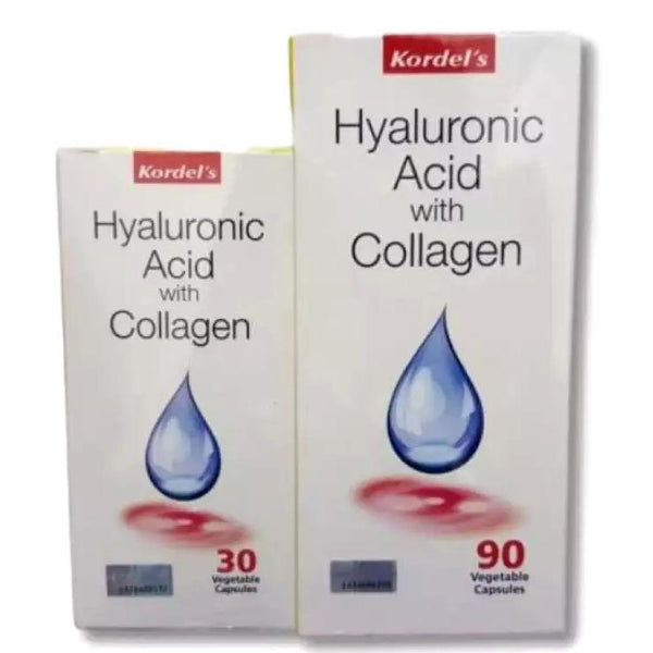 Kordel's, Hyaluronic Acid with Collagen (90's + 30's) - Koyara - Health Marketplace Malaysia