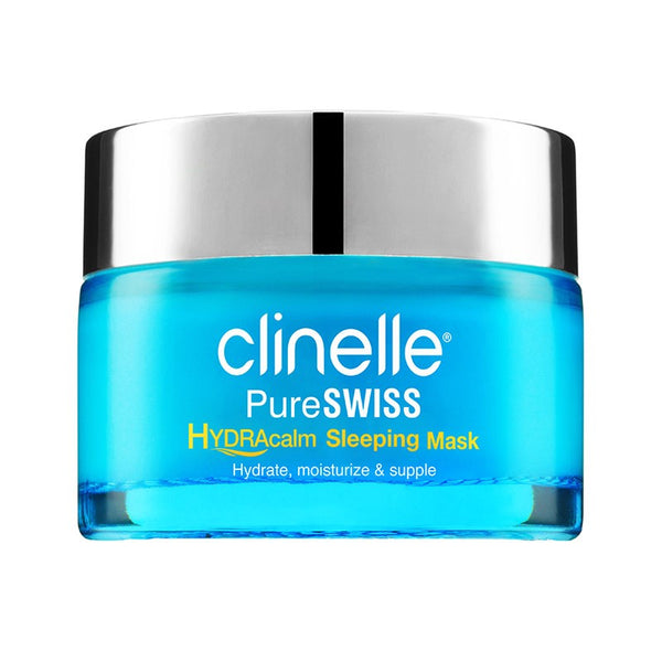 Clinelle, PureSWISS Hydracalm Sleeping Mask (60ml)
