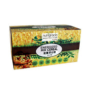 Nutrigracia, Energized Mix Cereal (Sachet) (Box) 15's x 30g (CLEARANCE) - Koyara - Health Marketplace Malaysia