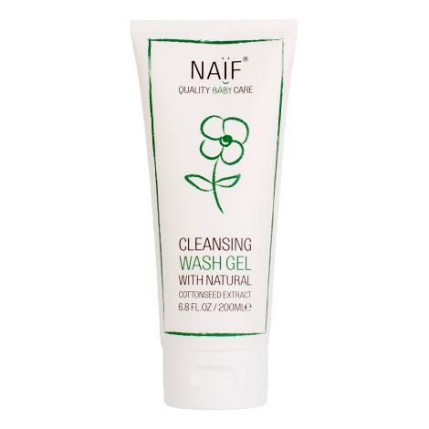 Naif, Cleansing Wash Gel (200 ml)