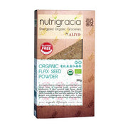 Nutrigracia, Organic Flaxseed Powder 300g