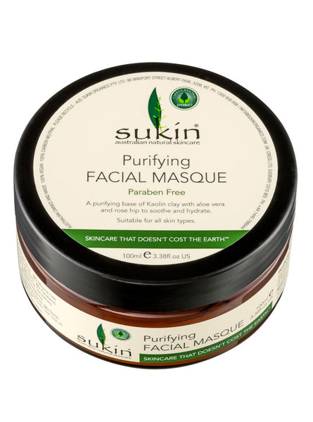 Sukin Purifying Facial Masque- Koyara