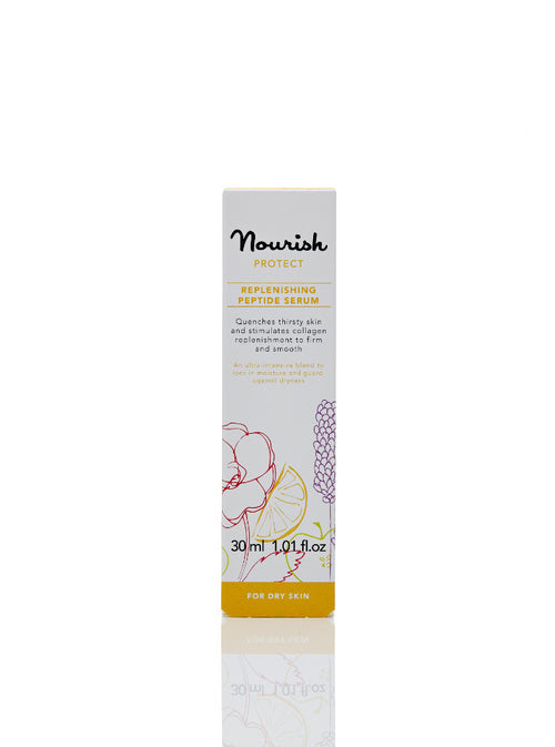 Nourish Protect Replenishing Peptide Serum- Koyara