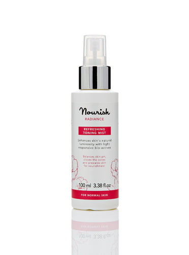 Nourish Radiance Refreshing Toning Mist- Koyara