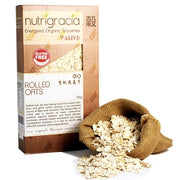 Nutrigracia, Organic Premium Rolled Oats 300g (CLEARANCE)
