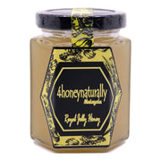 4HoneyNaturally Malaysia Rainforest Raw Royal Jelly White Honey, 200g- Koyara