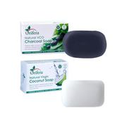 [CHOOSE 2] Orifera, Natural Virgin Coconut Soap (100g)