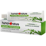 Human Nature Natural Toothpaste