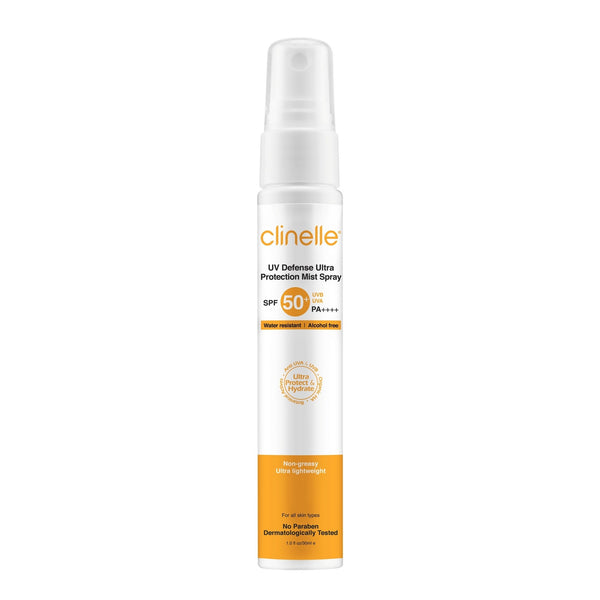 Clinelle, UV Defense Ultra Protection Mist Spray SPF50 PA++++ (30ml)