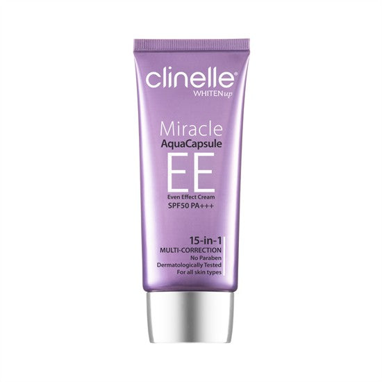 Clinelle, WhitenUp EE Even Effect Cream-Natural (30ml)