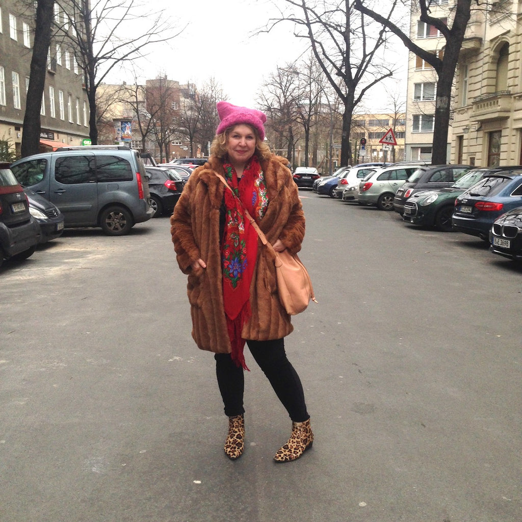 Plus Size Fashion Winter-trends