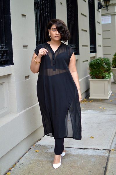 Plus Size Herbst Must-haves