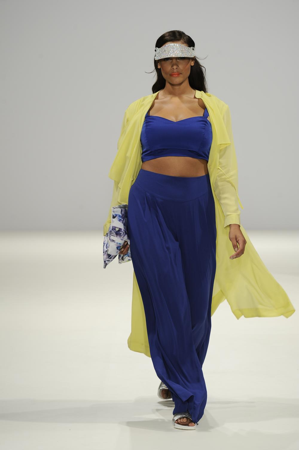 Plus Size Fashion Week UK S/S16
