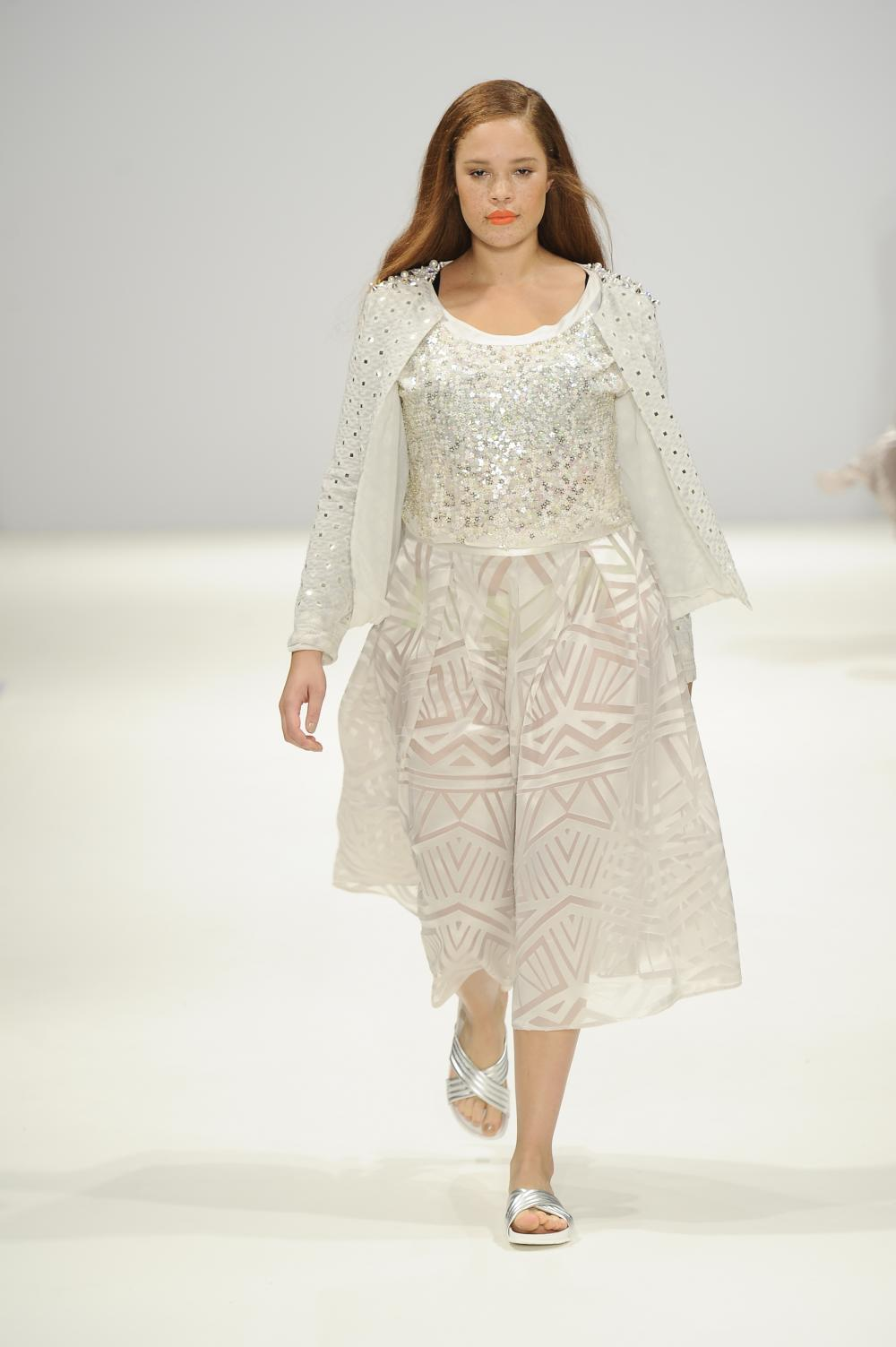 Plus Size Fashion Week UK Collective Evans