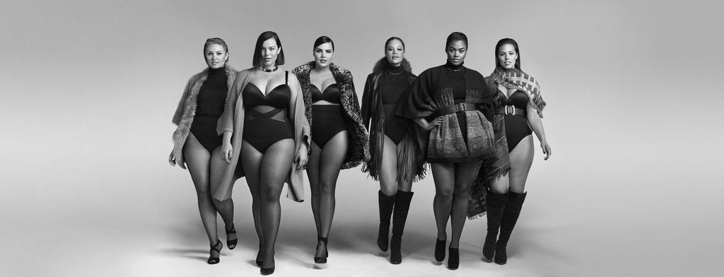 Plus Size Fashion Week UK #PlusisEqual