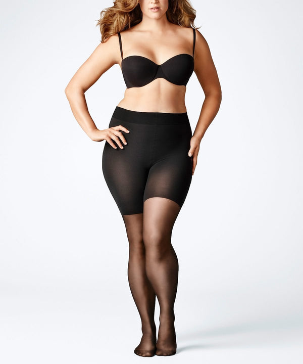 """Beauty Plus 20"" Strumpfhose Black Falke"