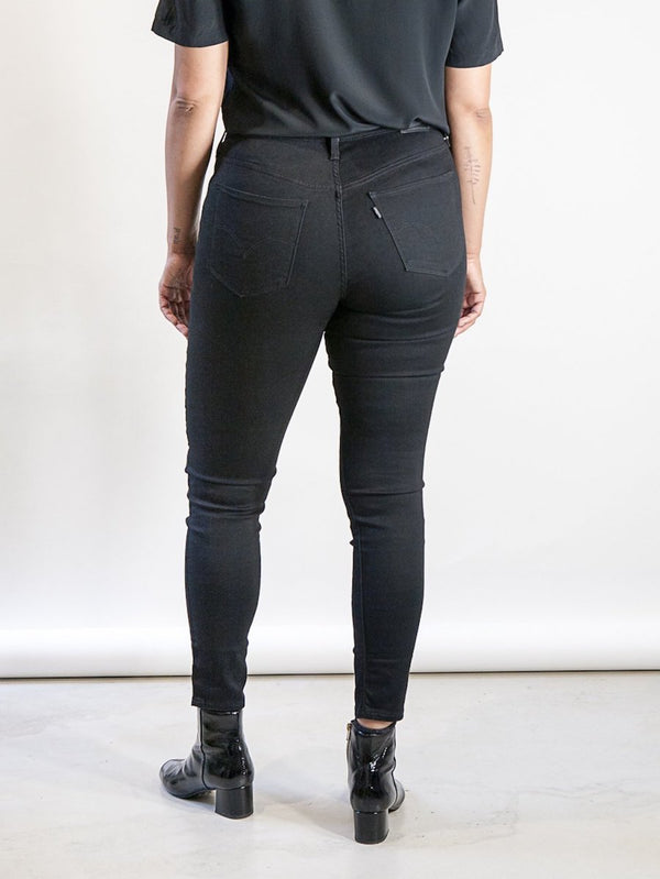 Levis 310 Shaping Super - Skinny Black Galaxy Levis