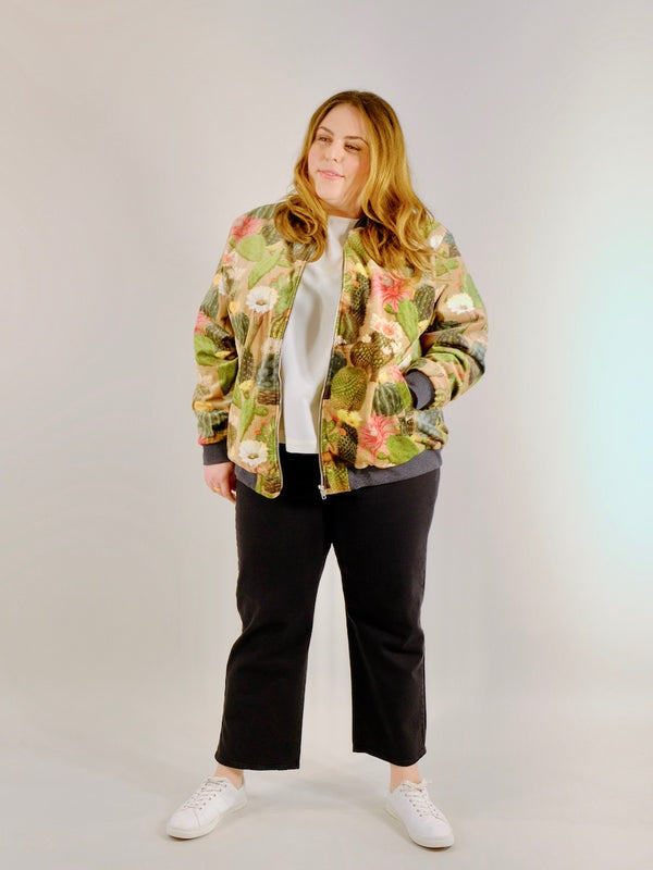 Loved-by-les-soeurs-shop-Cactus-Bomber-II