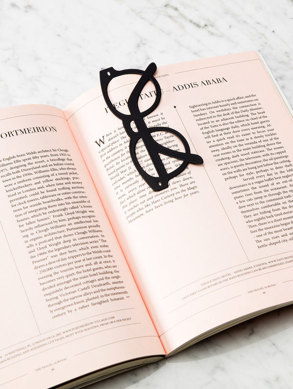 Octaevo - Barcelona- bookmark-riviera-black-I