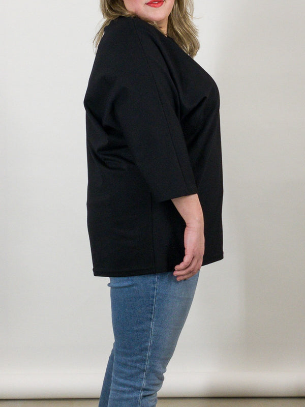 Perfect Sweater - Schwarz Loved by Les Soeurs Shop