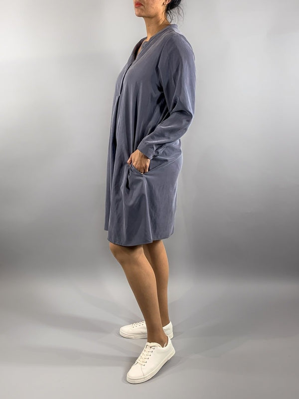 Timeless Tunic - Grau Modal Loved by Les Soeurs Shop