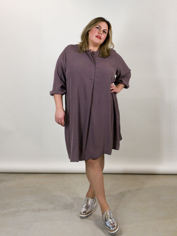 Timeless Tunic - Mauve Loved by Les Soeurs Shop